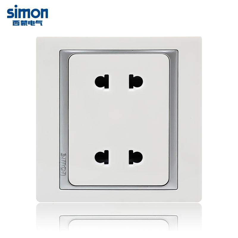 西蒙开关插座面板58系列S51072