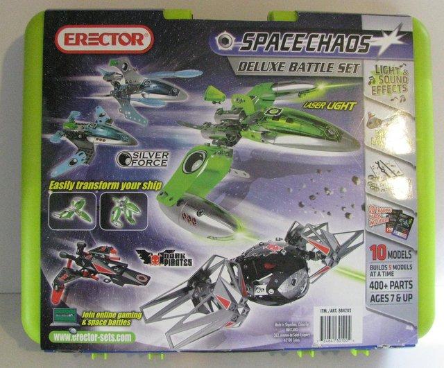 Сборная детская игрушка Meccano  Erector meccano