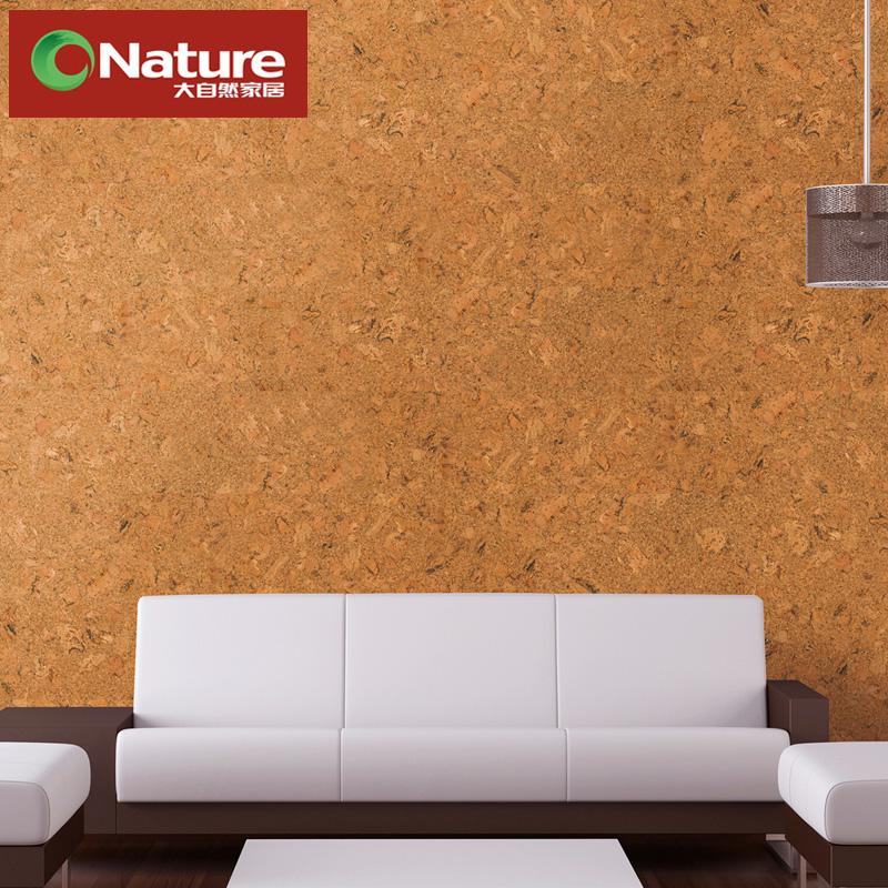 大自然葡萄牙阿默林墙板 高级软木墙板实木YS40085