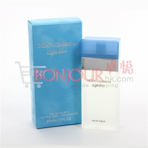 купить Духи Dolce gabbana  Dolce&Gabbana Light Blue 50ml в интернет-магазине