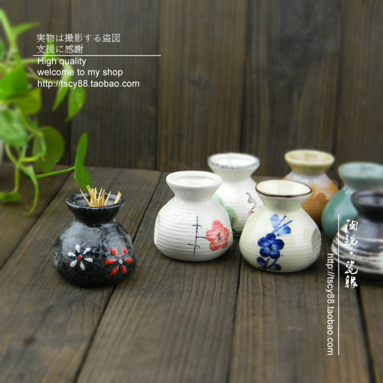 Подставка для зубочисток Tao said the porcelain margin Zakka вешала million margin