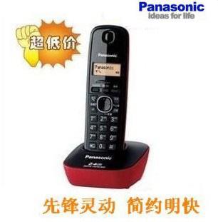 Фото Аксессуары для бытовой техники / Другое Panasonic KX-TG12CN-1 matsushita panasonic kx tg12cn 1 одиночный цифровой радиотелефон голубое озеро