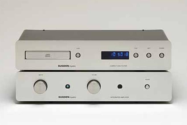 Радиоприемник   Sugden/Mystro( CD