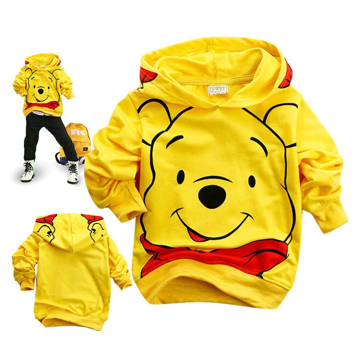 Толстовка детская Winnie the Pooh 2109 #150-160 росмэн винни и его друзья 100 наклеек winnie the pooh