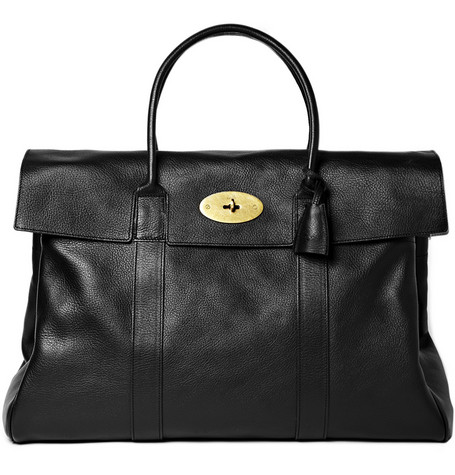Сумка Mulberry  LEATHER HOLDALL BAG цена 2017
