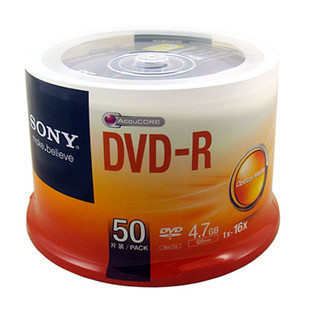 Диски CD, DVD Sony  16X DVD-R 50 диски cd dvd thunis dvd r dvd r 16x 25