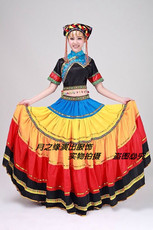 National costume Xianbanqishe d/88 2015