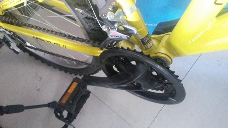 Горный велосипед Nakxus 568