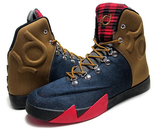 баскетбольные кроссовки Nike KD VI NSW LIFESTYLE QS бейсболки nike бейсболка nsw true blue lbl kashi
