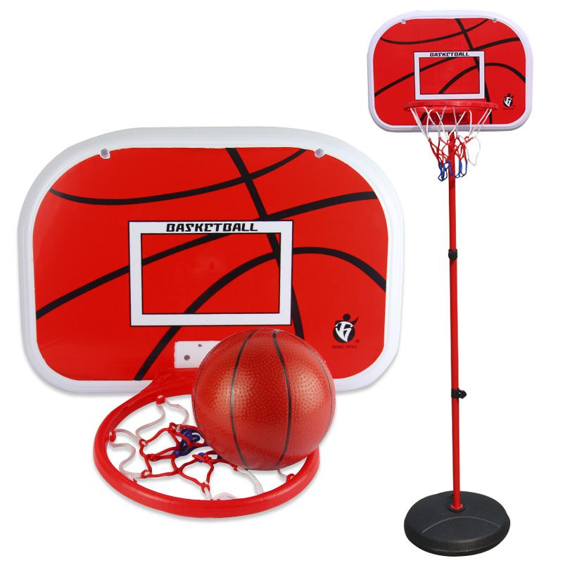Товары для спортивных игр Крытый подъема детей баскетбол ребенка Королева Баскетбол игрушка поле семьи классический съемки утюги