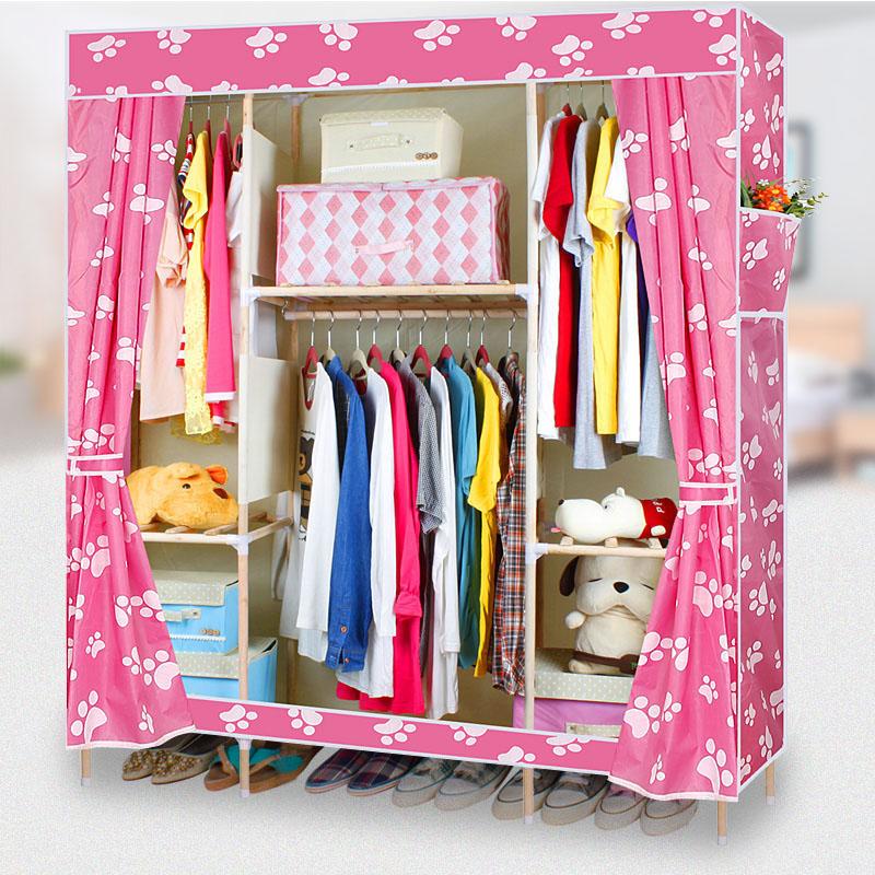 гардеробный шкаф 1.5