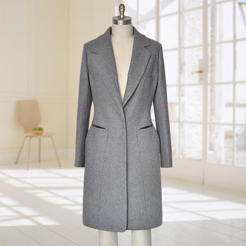 женское пальто OL