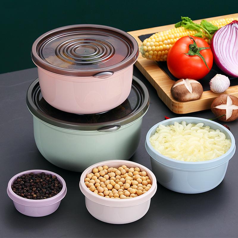 饭盒上班族1人便携学生大容量微波炉加热专用儿童便当碗餐盒套装