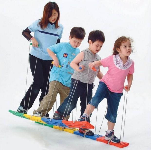 Тренажерное оборудование для детей Enlightenment