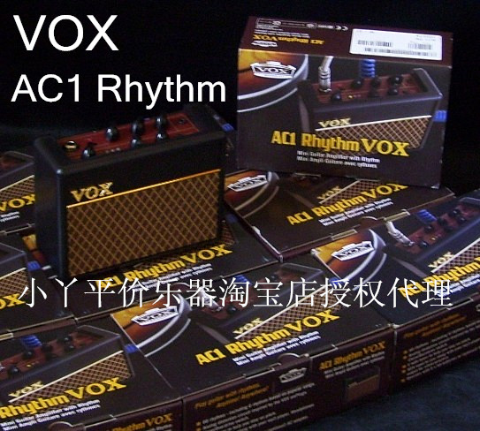 Гитарный усилитель Vox ac1 AC1 Rhythm VOX hot toys great white shark simulation model marine animals sea animal kids gift educational props carcharodon carcharias jaws