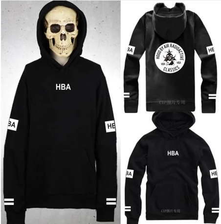Толстовка Its own brand WY/HBA Hood By Air Pyrex HBA AIR толстовка its