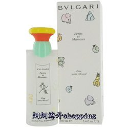 Спортивная форма USA authentic PETITS ET MAMANS By Bvlgari For WOMEN: ALCOHOL FREE SCENTED