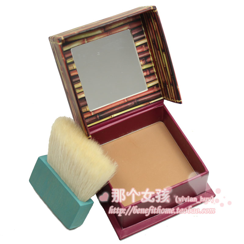 Benefit  Hoola 8g ark benefit u2 dual black