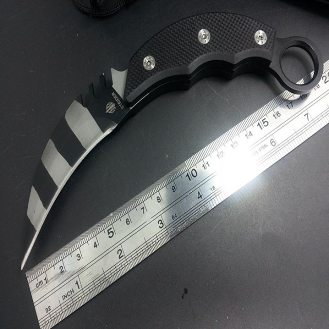 Туристический нож   Strider