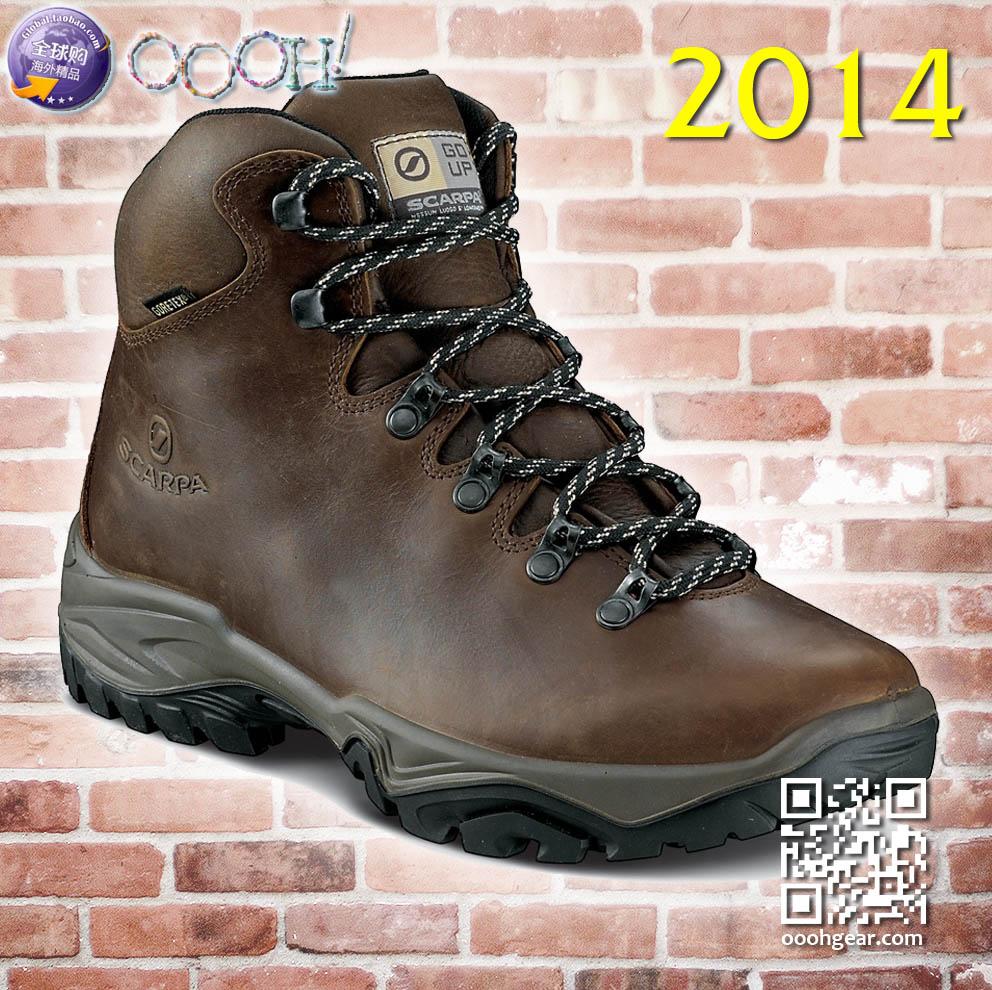 трекинговые кроссовки SCARPA  OOOH 14 Terra GTX 14
