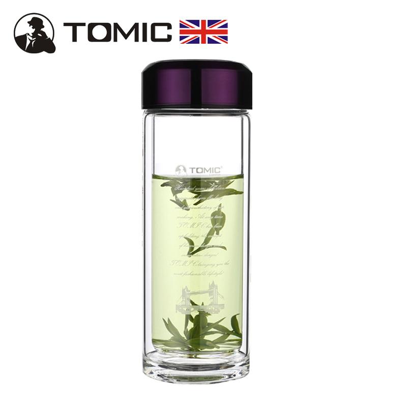 Cтеклянный стакан Tomic 9505 360ml термос tomic 1jbs2046