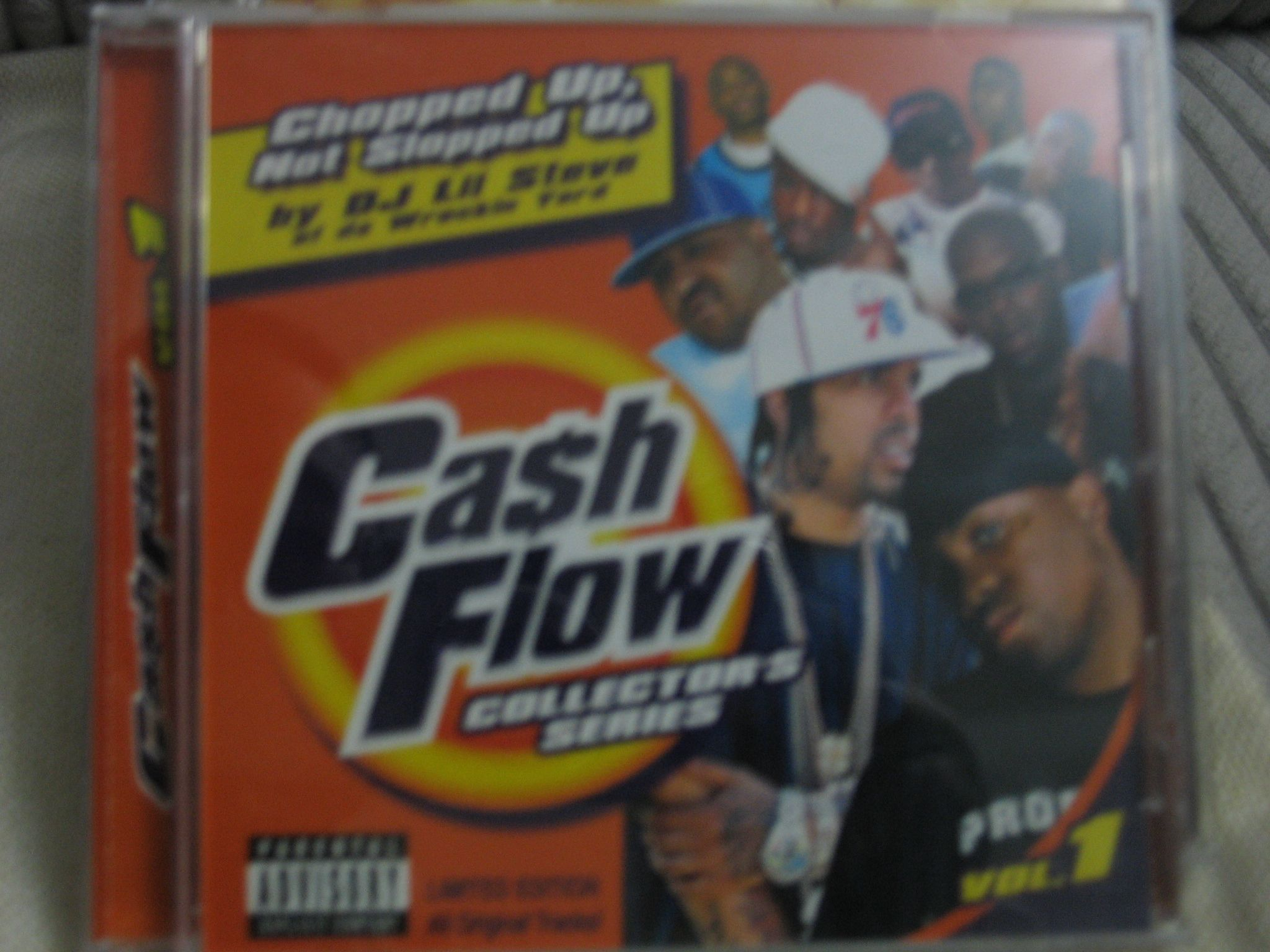 Сувенир   Big Wheel Records -cash Flow Vol.1 timothy  jury cash flow analysis and