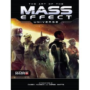Комикс   Art Of The Mass Effect Universe effect of the organic extract of catha edulis forsk