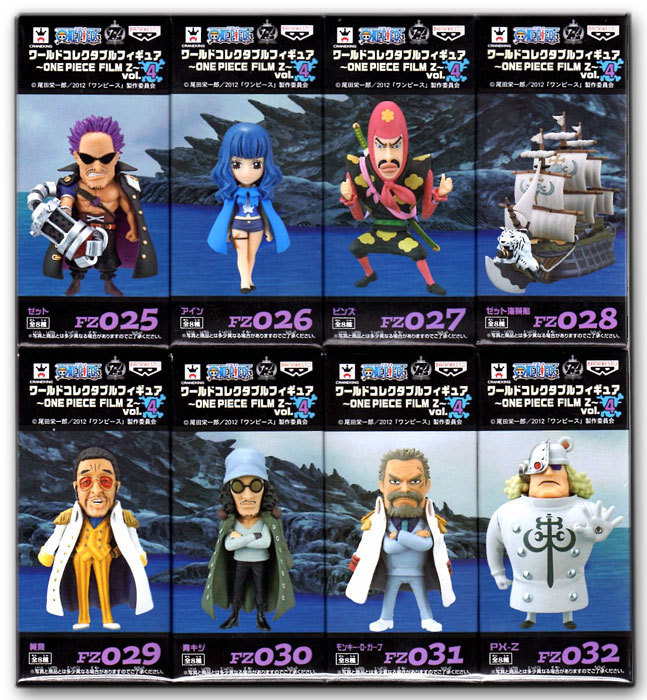 One Piece персонаж Banpresto WCF FILM Vol.4 BOSS original banpresto world collectable figure wcf the historical characters vol 1 full set of 6 pieces from dragon ball z