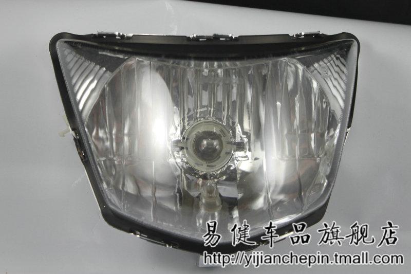 Тюнинг фар мотоцикла   Gt125