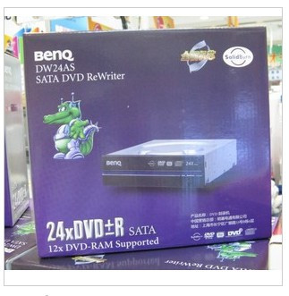Дисковод CD Benq  DW24AS 24x Sata Dvd