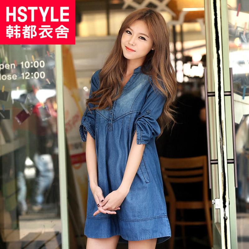женское-платье-hstyle-lu4097-2015