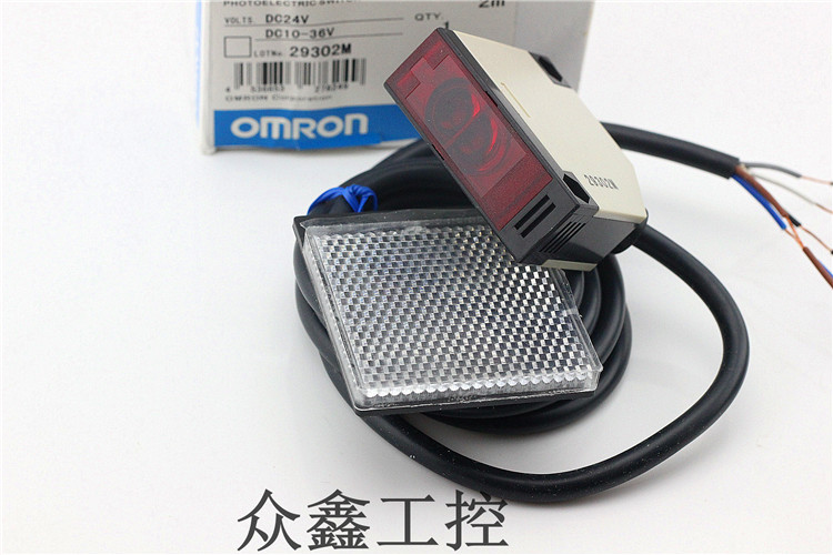 ИК-выключатель Omron E3JK-R4M1 DC12V-24V AC220V [zob] new original omron omron photoelectric switch e3jk ds30m1 e3jk dr12 c 2pcs lot