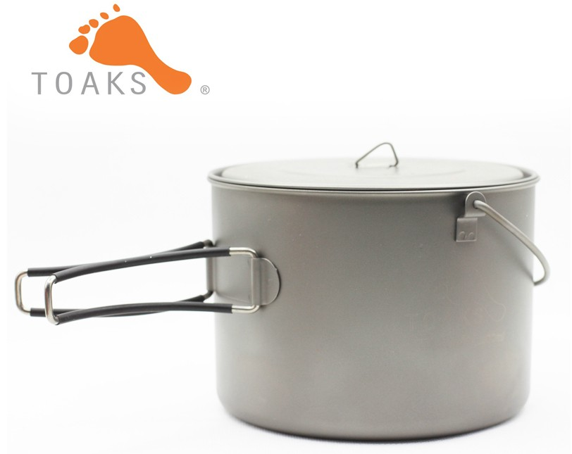Походная посуда Thousand Oaks CKW/1600/bh TOAKS 1.6L thousand oaks toaks 04 toaks 375ml