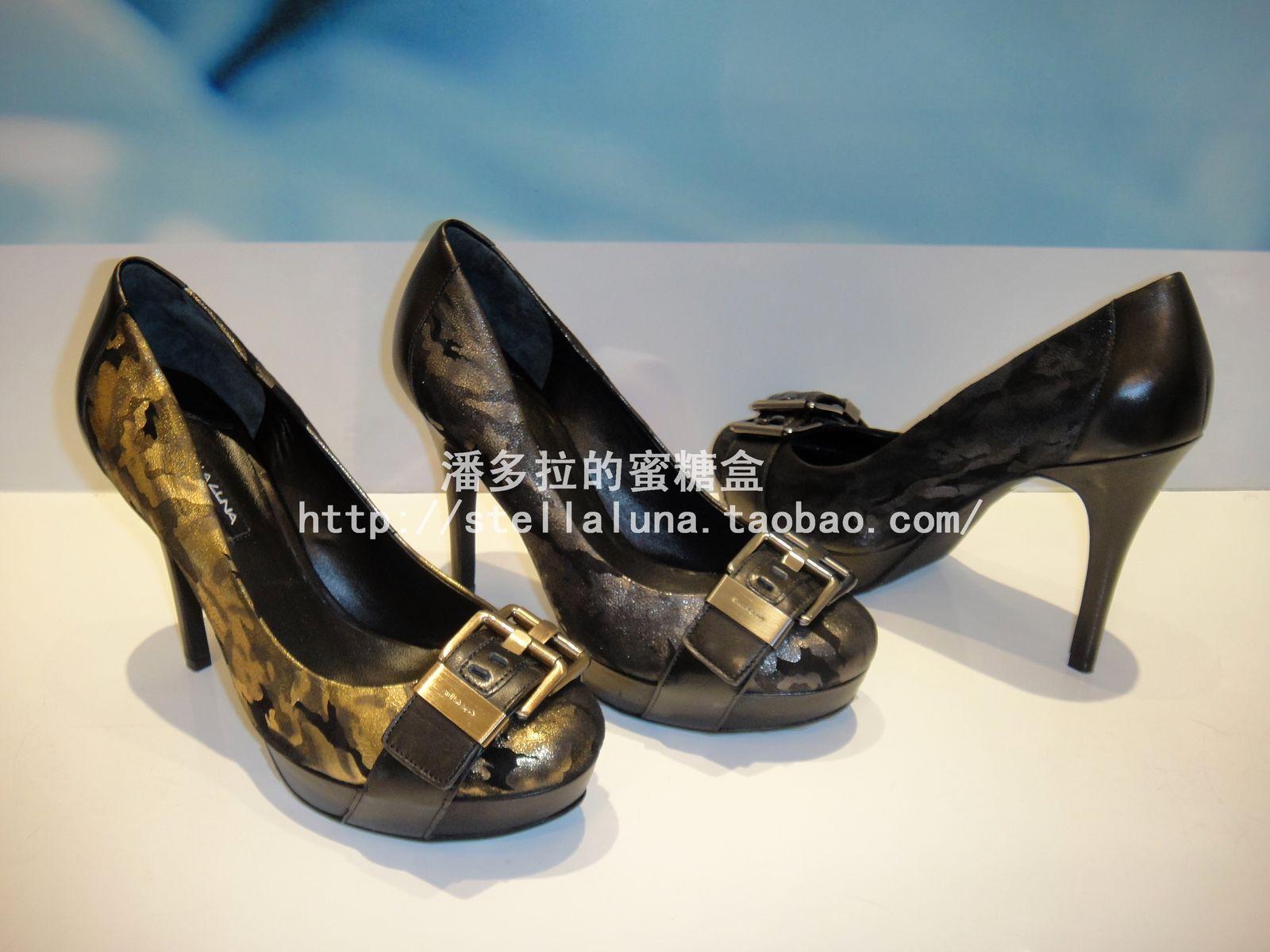 все цены на туфли Stella luna slp11a242 STELLALUNA 2011 онлайн