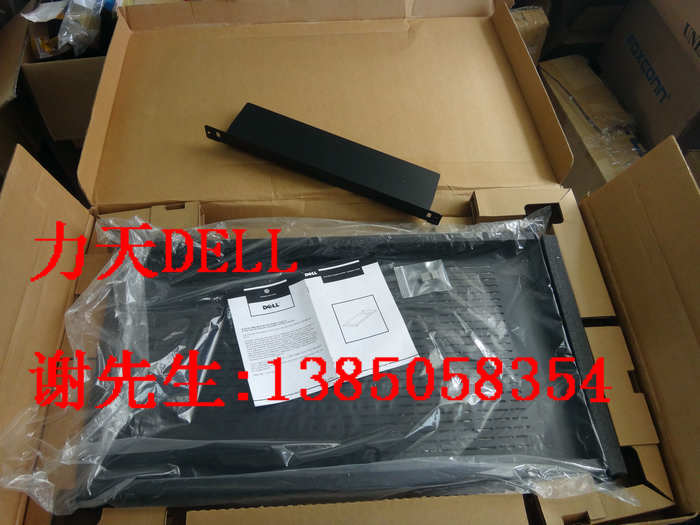 Компьютерная периферия Dell  PN# 8163U KIT PRO SHELF STA 1UX440727 RACK крепление eaton 68441 ex rack kit 2u 3u