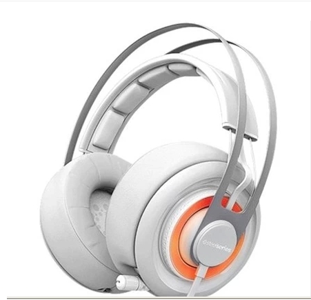 цена на Наушники Steelseries  Siberia V2 Frost Blue