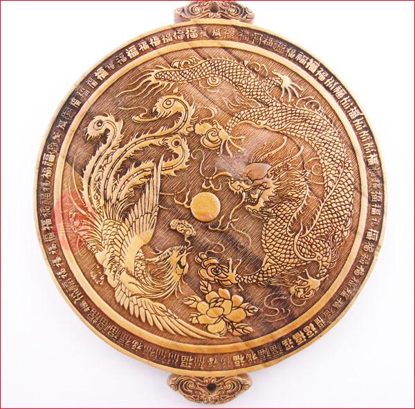 Деревянная резная фигурка Pusheng edge fhfhfghf декоративные украшения pusheng edge gu