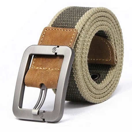 Ремень OTHER w1014/35 Woven Canvas Belt Men's Casual Canvas Belt Men's Belt Buckle tc cl541xl совместимый картридж крышка верхняя крышка для canon cl541 xl mx455 mx375 mx395 mx515 mx525 mg 2250 mg 2150