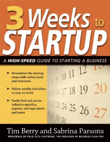 Weeks To Startup: High-Speed Guide To Starting Busines feed the startup beast 7 step guide to big hai