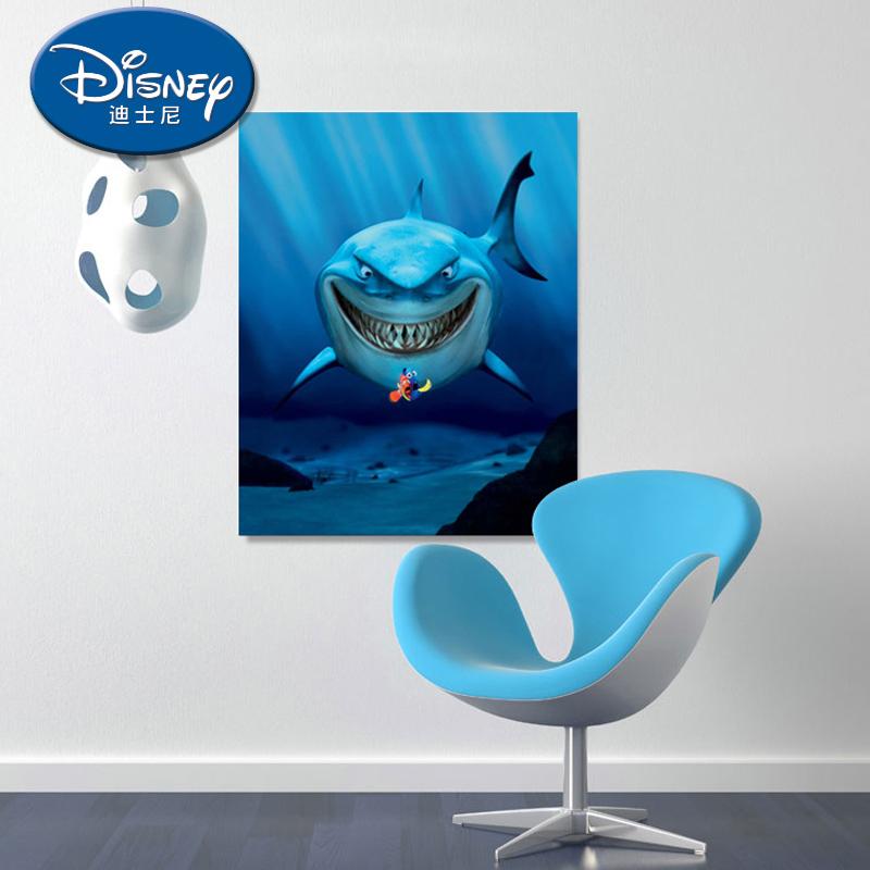 酷漫居迪士尼挂画海底总动员