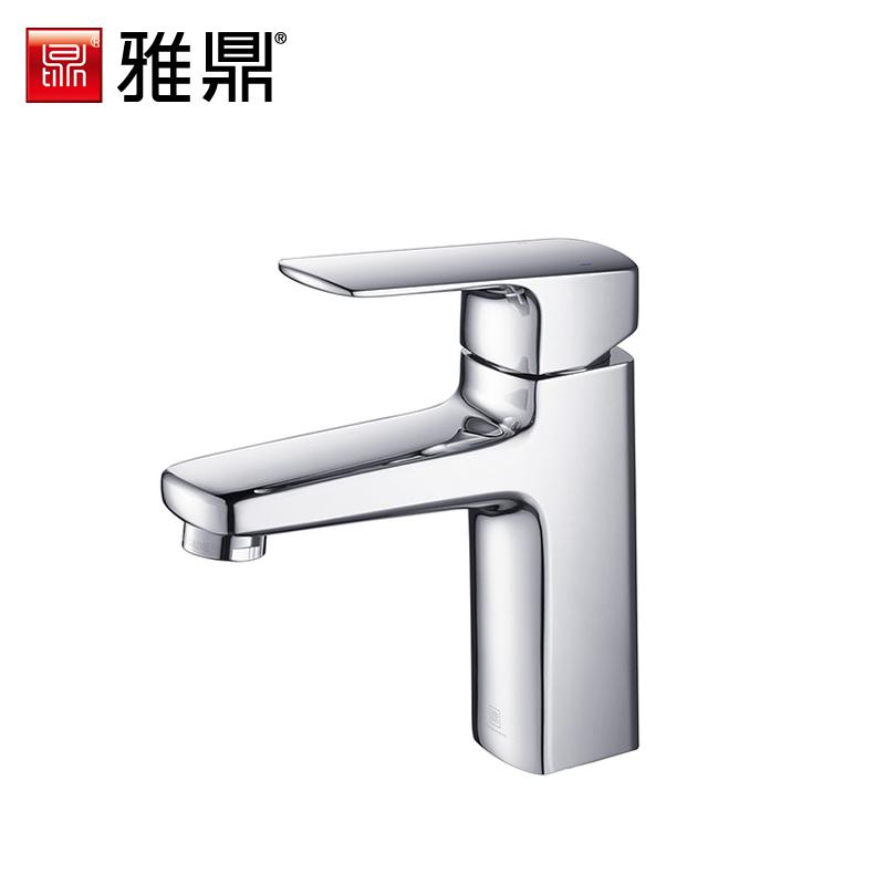 雅鼎卫浴 全铜台盆龙头 8057001