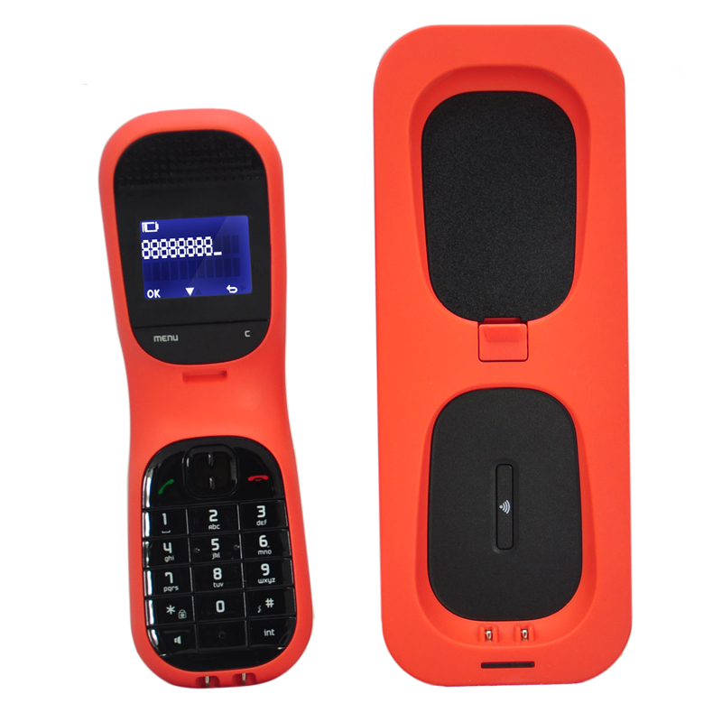 Проводной и DECT-телефон National prestige  Colombo Two телефон dect philips d6351b 51