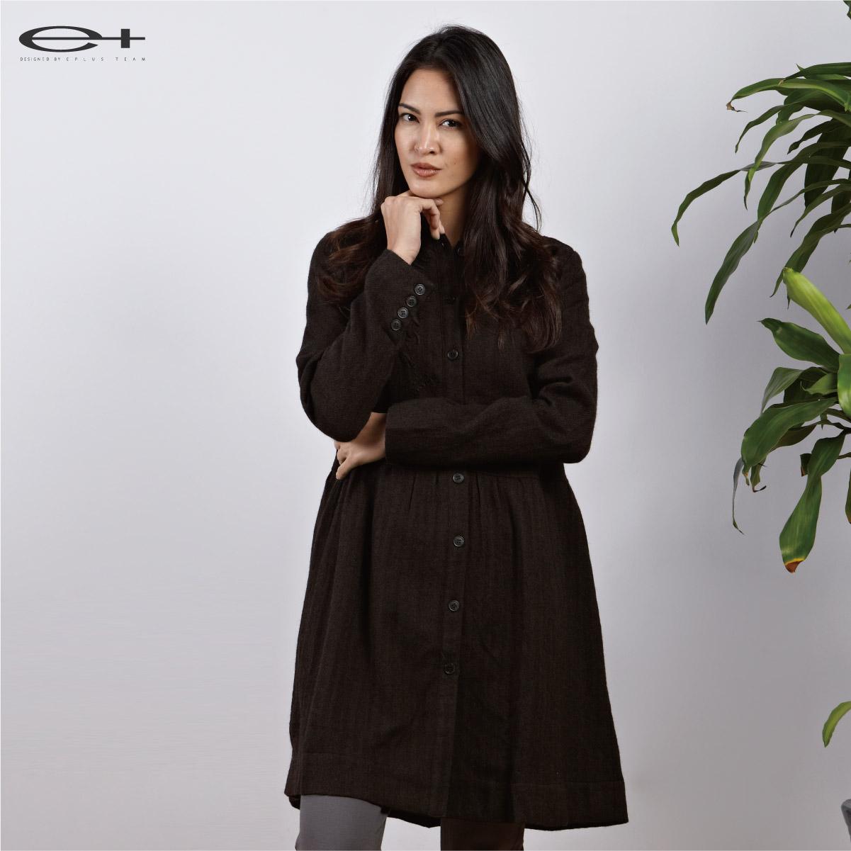женское пальто E k1901 李嘉诚传 荣耀