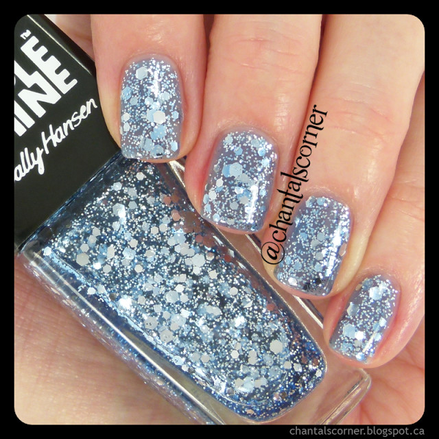 Sally Hansen Triple Shine Sparks Fly брюки avemed брюки медицинские sally fuxia