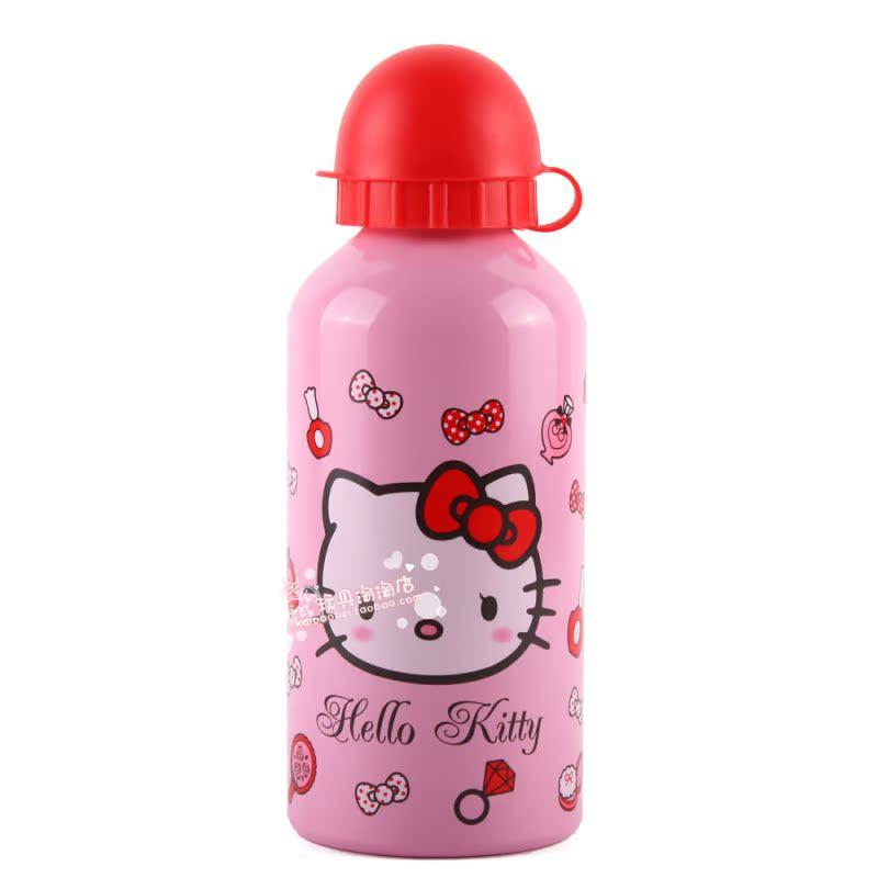 Бутылка спортивная Hello kitty 078270 Sanrio stor бутылка пластиковая hello kitty 400 мл