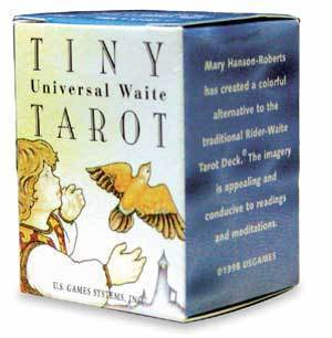 Карточки для настольных игр Usg Tiny Universal Waite Tarot usg the gypsum construction handbook
