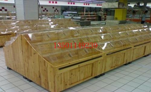 Деревянная витрина 超市货架 木质货架 米粮桶 杂粮柜 木制展柜 精品展示架