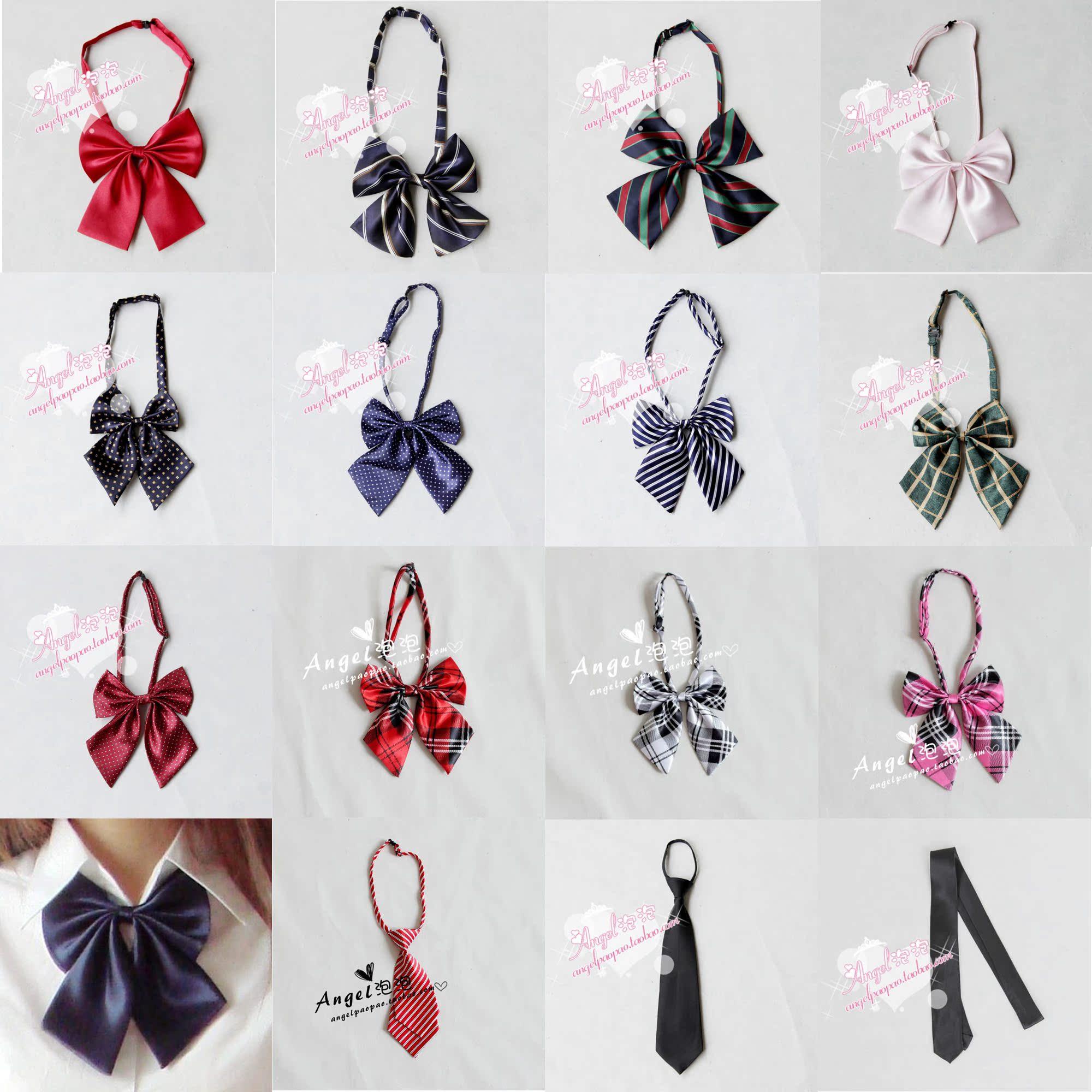 Как сделать галстуки для девочки 12