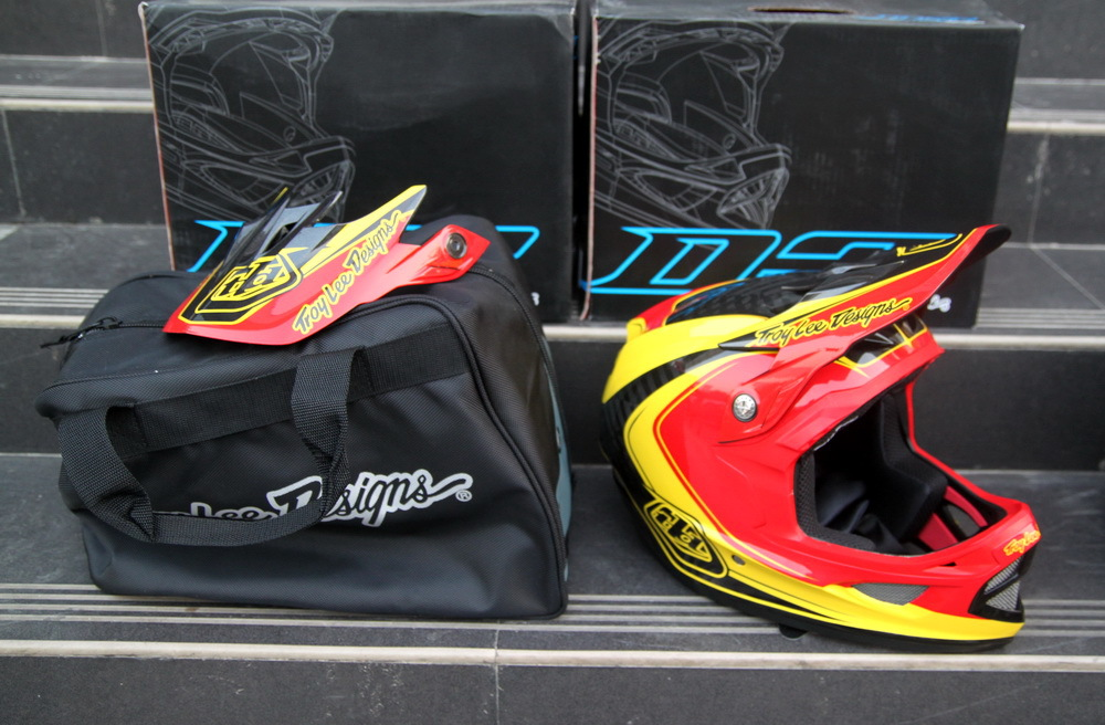 велошлем Troylee designs tld  2013 TROY LEE Designs TLD Mirage D3