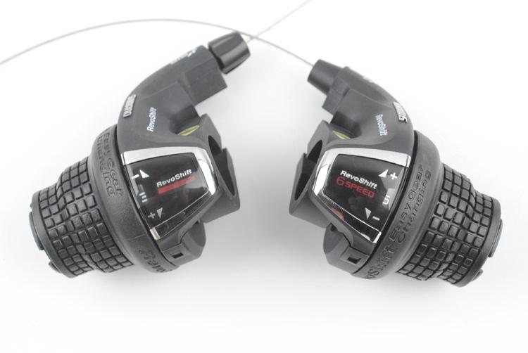 Переключение передач для велосипеда SHIMANO  RS35-7/RS45-6